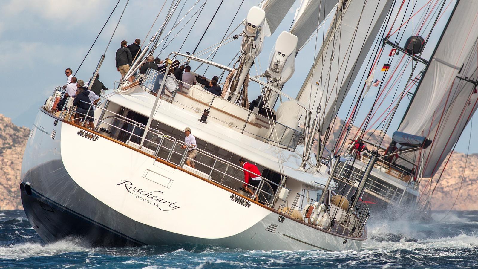 The 50 Largest Sailing Boat Cultura Marinara Sailing Yacht Yacht Sailing