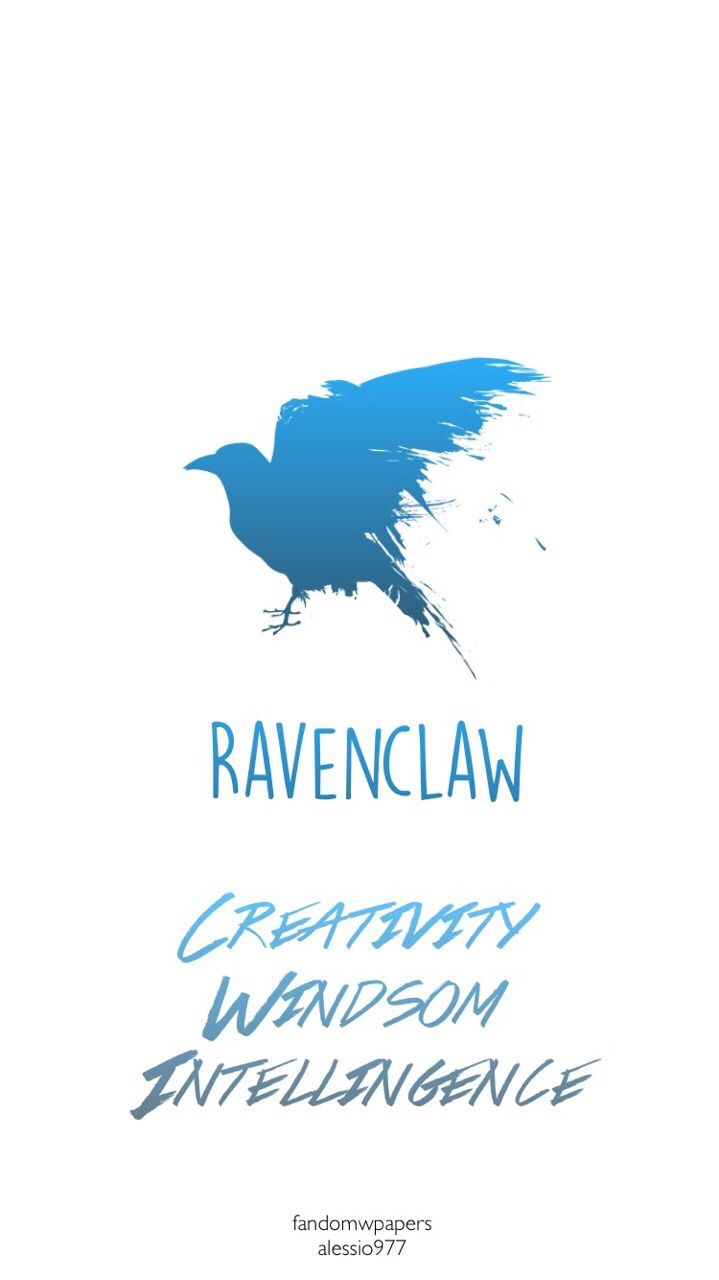Hp House Traits Ravenclaw Harry Potter Ravenclaw Harry Potter