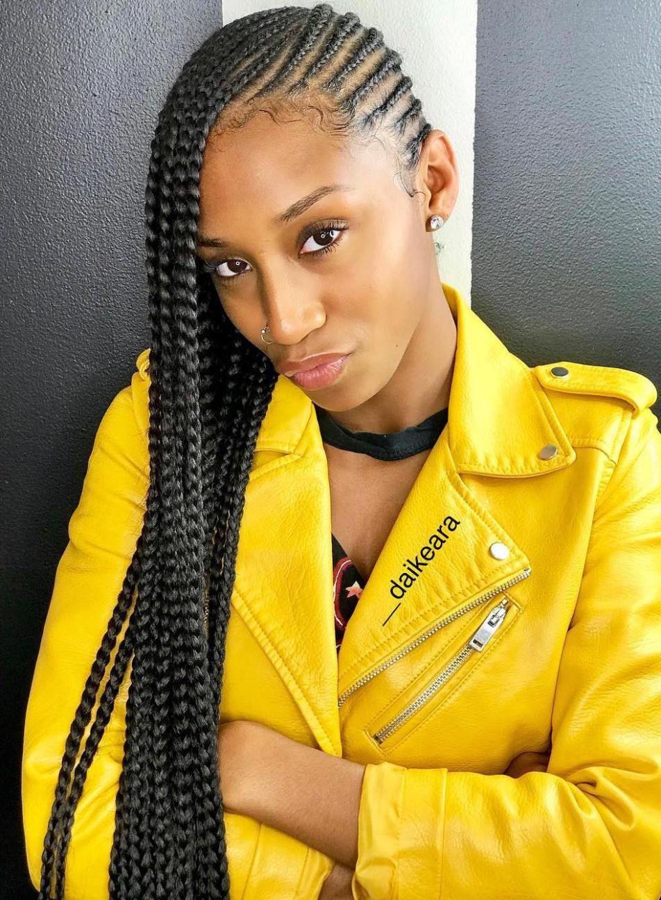 tall cool glass of lemonade braids