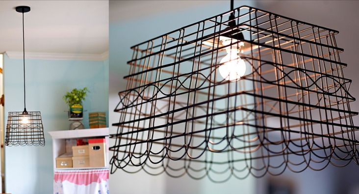 DIY Budget Lighting Projects- Ideas and tutorials!