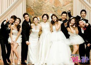 The Marriage Plot Dramawiki Korean Drama Marriage Curly Hair Styles