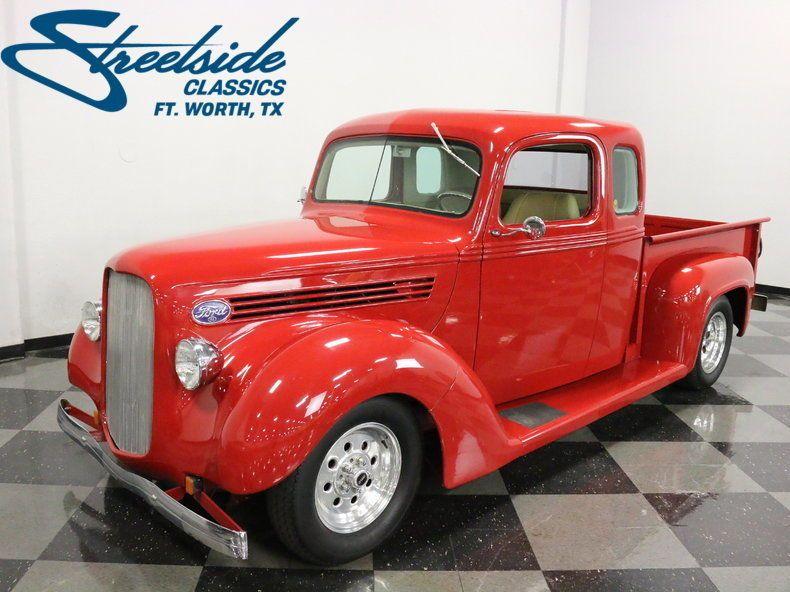 Beautiful Custom 1938 Ford Custom Pickup Classic Trucks Buy