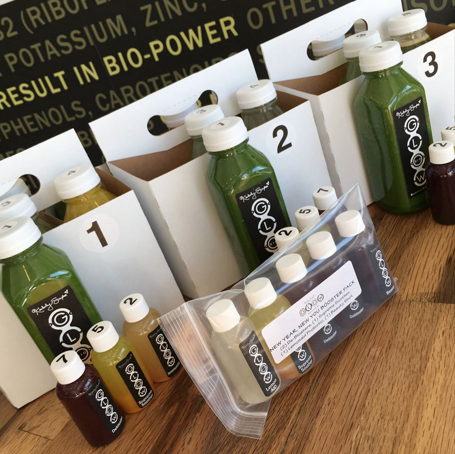 Restart with a Glow Bio Cleanse! Healthy gift, How to