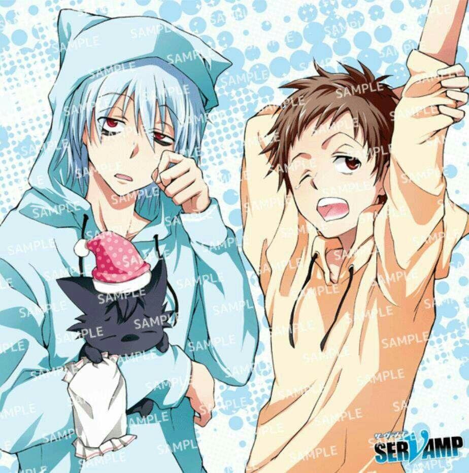 Servamp Kuro & Mahiru anime Pinterest Anime, Otaku