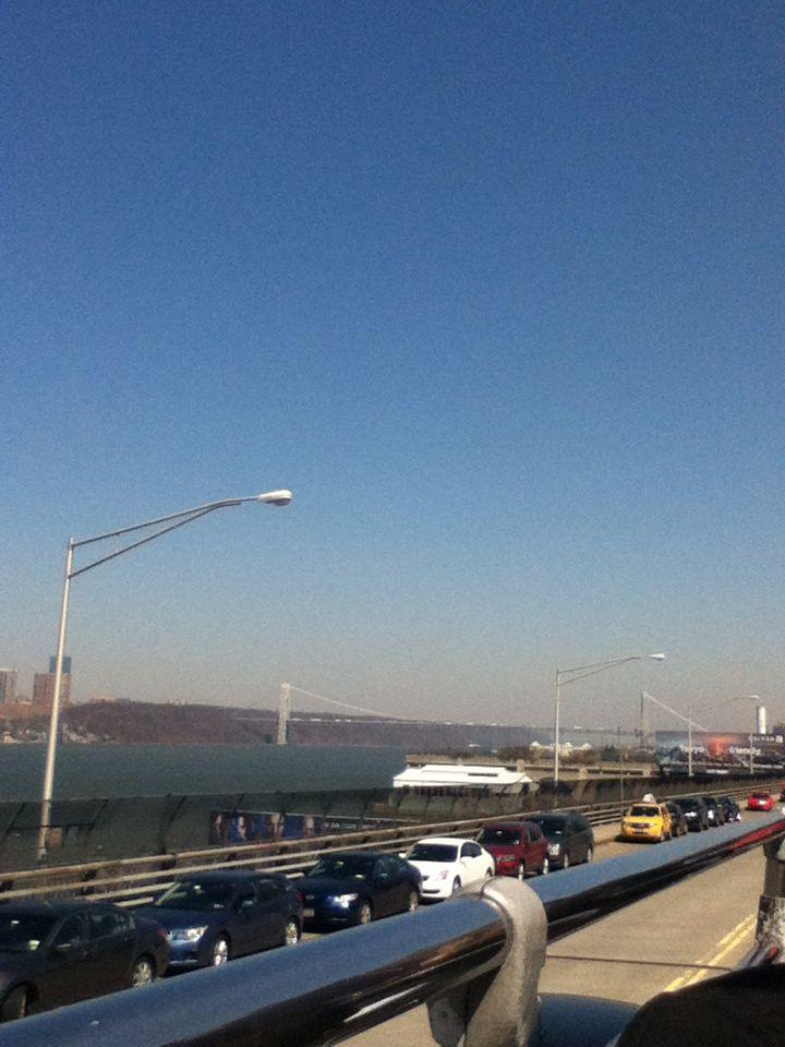 Day 2: New York City Bus Tour- The Bridge