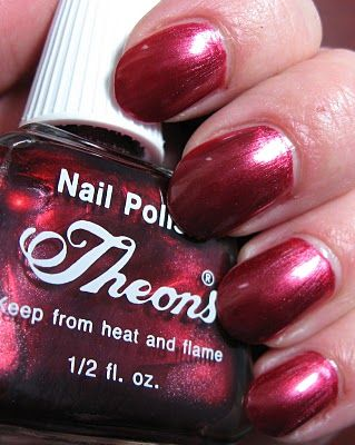 Theons Nail Polish #5 I love Theon nail polish!!! Currently Have My ...