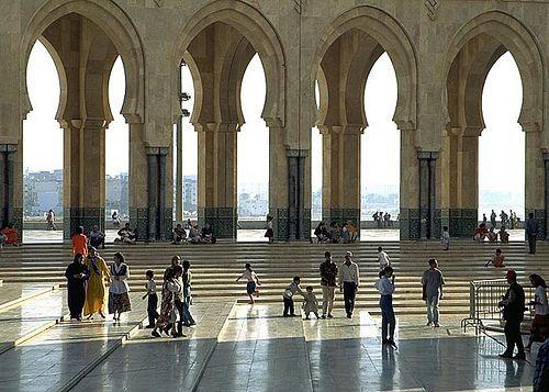 casablanca morocco places to visit