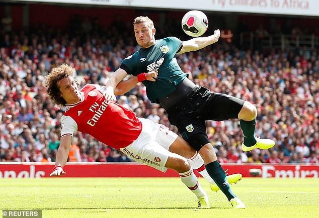 How did David Luiz and Dani Ceballos fare in debut win