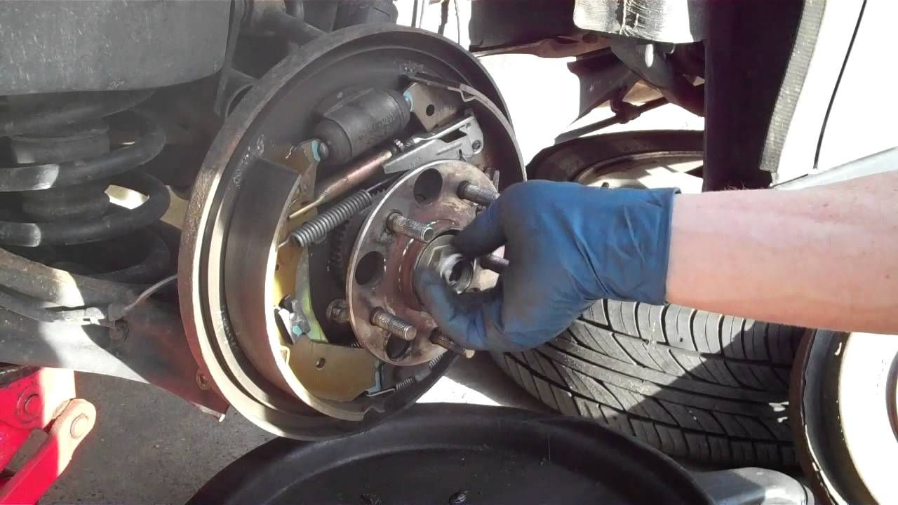 How to replace the rear wheel hub bearing on your honda odyssey ridgeline pilot