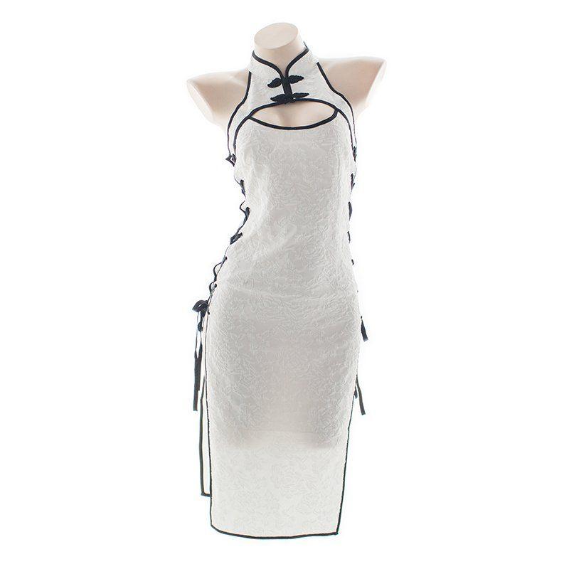 凶音 まがね さんのツイート サイドオープンチャイナドレス 胸元も見えてセクシー デザインも結構格好良い サイドオープンチャイナドレス fashion outfits japanese outfits kawaii clothes