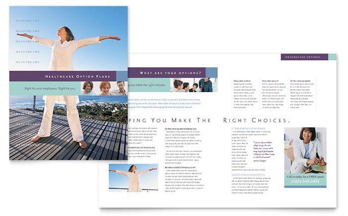 medical booklet design template layout booklet design brochure
