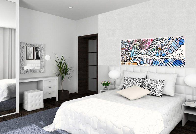 decoracin econmica del dormitorio