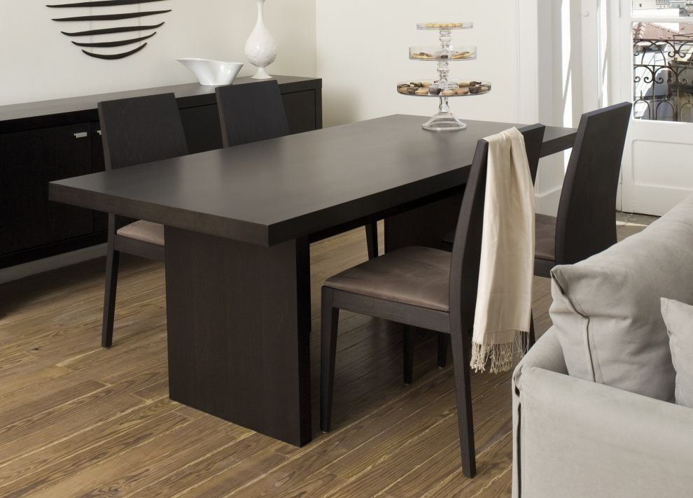 Contemporary Dining Tables Kit Dining Rooms Pinterest Dining
