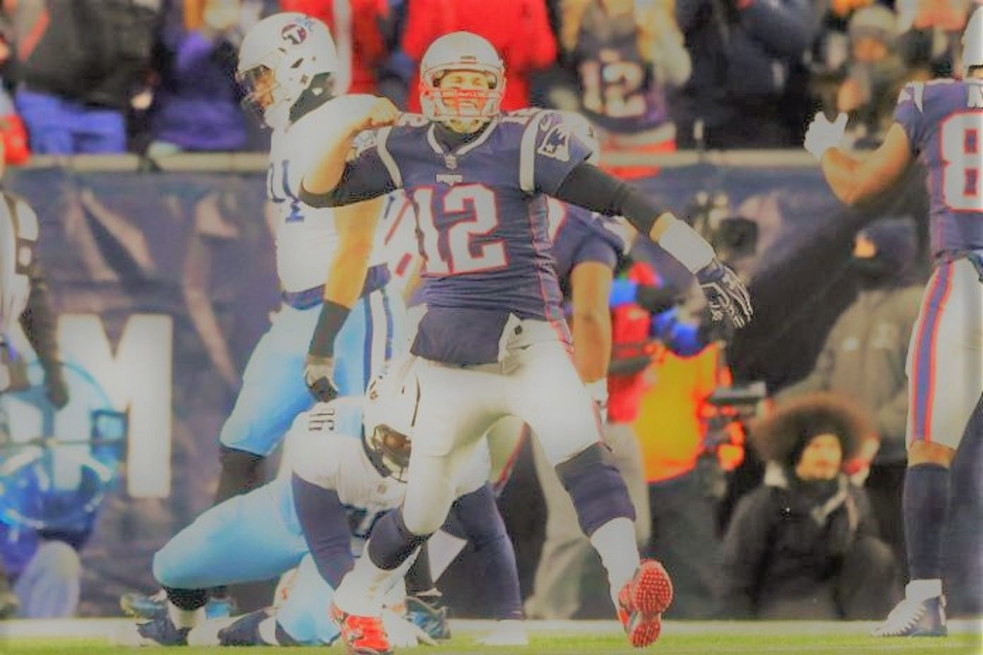 New England Patriots Vs Tennessee Titans Live Streaming Watch Sunday Night Football Online Game Week 10 Updates