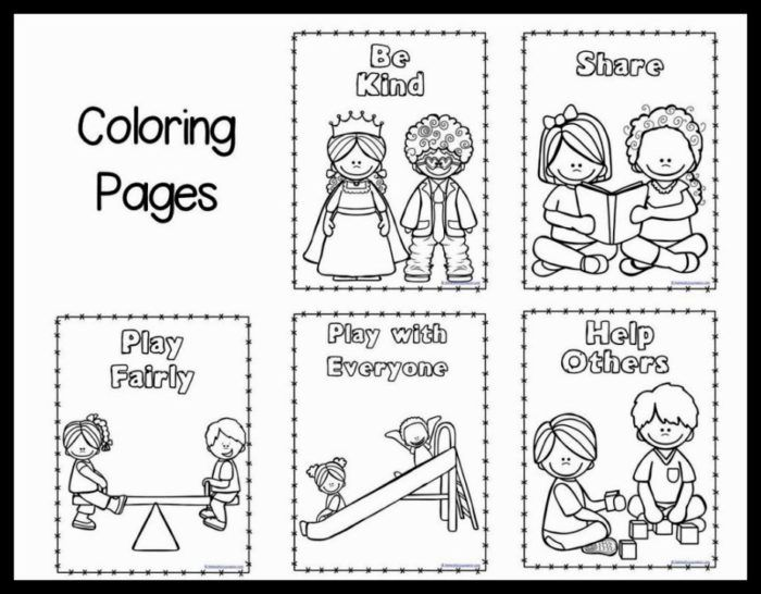 Images Coloring Good Manners Coloring Pages For Manners Coloring