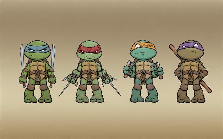 Leonardo Rafael Donatello Michelangelo Teenage Mutant Ninja Turtles Tmnt Teenage Mutant Ninja Turtles Art Ninja Turtle Tattoos Ninja Turtles