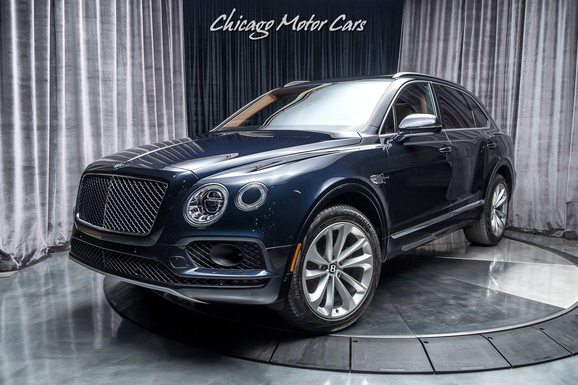2019 Bentley Bentayga V8 Chicago Motor Cars United States For Sale On Luxurypulse Motor Car Luxury Suv Bentley