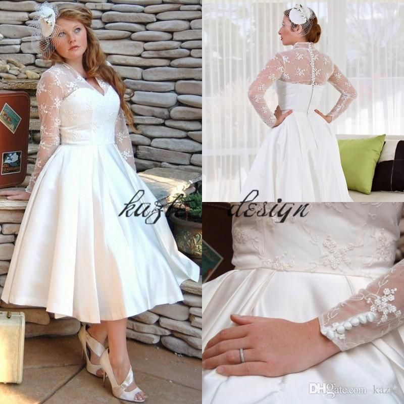 outdoor wedding dresses 2018