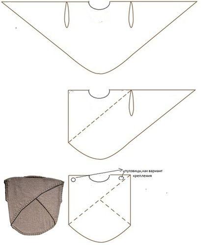 Ideas para el hogar: 35 Moldes de prendas para coser | Antologia ...