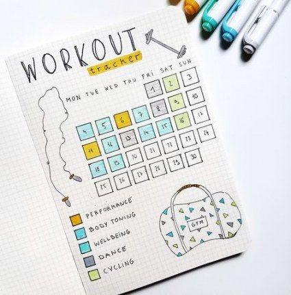 35 ideas fitness journal ideas notebooks for 2019 #fitness