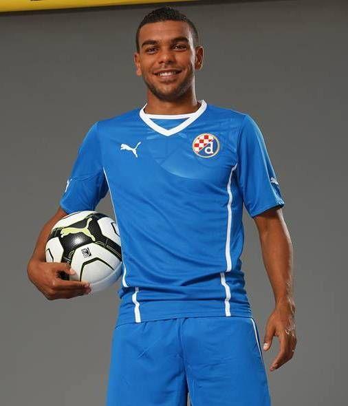 Dinamo Zagreb Kits 13 14 Puma Sports Shirts Mens Tops Men S Polo Shirt