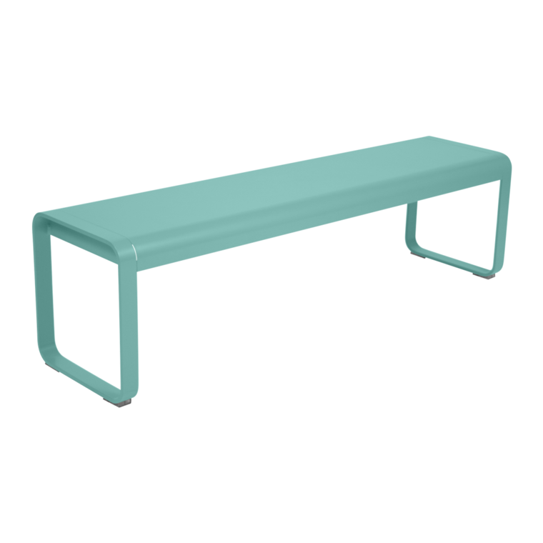 Bank Bellevie Gartenbank Aus Metall Gartenmobel Outdoor Furniture Design Fermob Metal Bench
