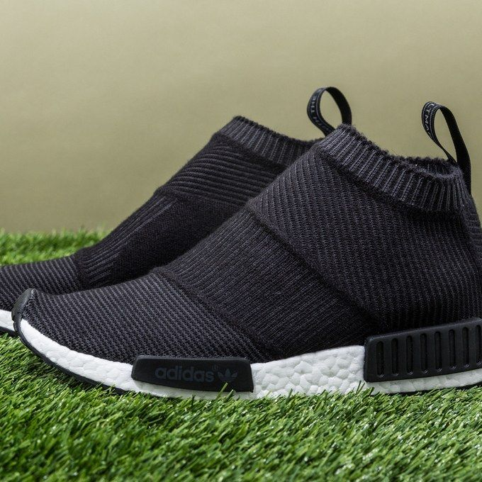 new product 76a53 4eefe Adidass Latest NMD City Sock Will Make You Look Like a Futuristic Badass  Ninja
