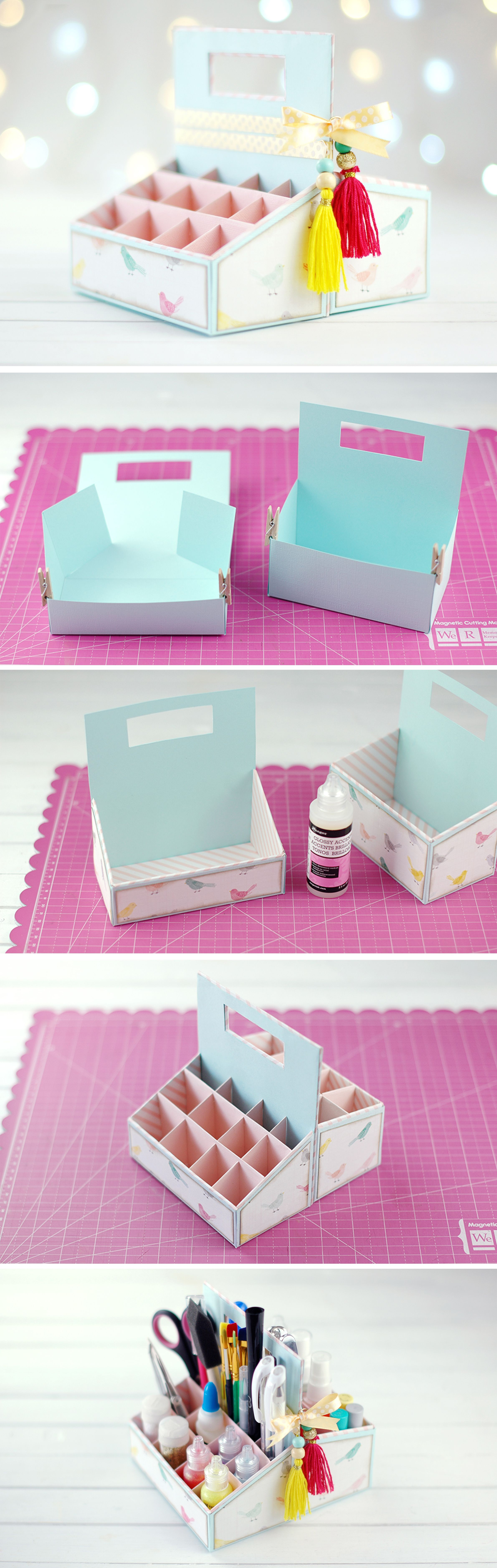 Box Organizer Tutorial