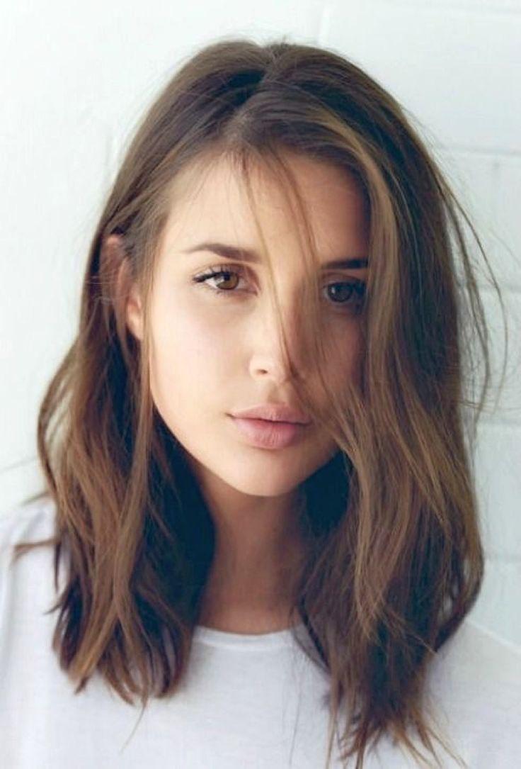 Shoulder Length Hairstyle Cool Женские Стрижки Средней Длины 50 Фото — Модные Варианты В