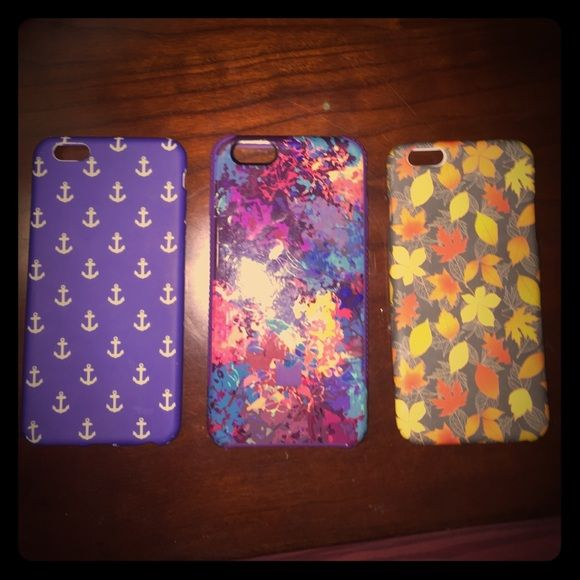 iPhone 6 Plus cases3 iPhone 6 Plus cases3 Excellent used