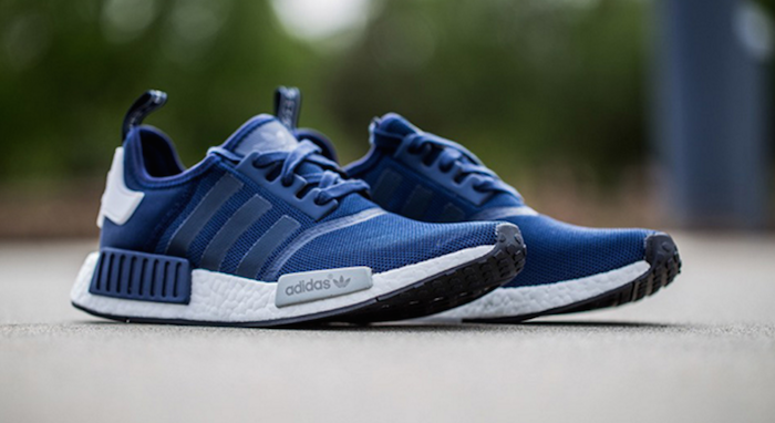 "67b671e79 adidas NMD R1 ""City Pack"" – Navy Blues"