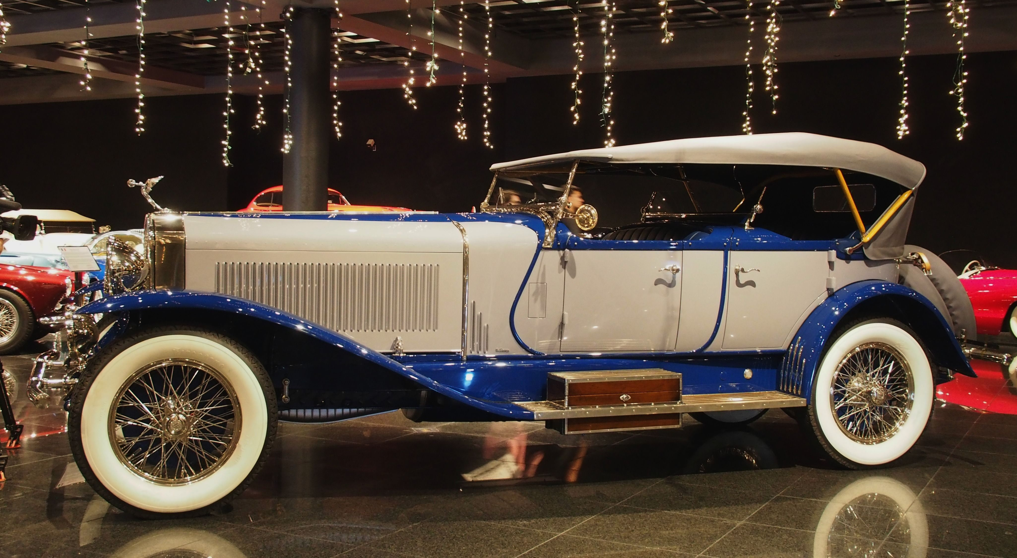 1927 Isotta Fraschini Tipo 8A (8ASS)