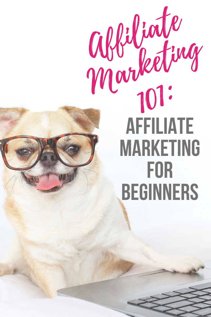 Affiliate-Marketing 101: Affiliate-Marketing für Einsteiger   – Blogging 101