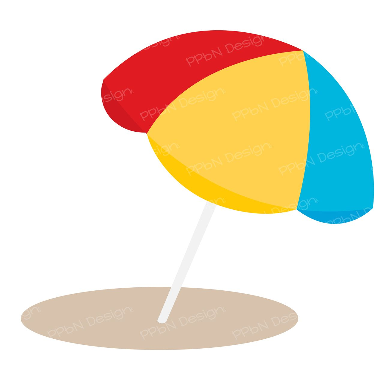 Ppbn Designs  Beach Umbrella  HttpWwwPpbndesignsCom