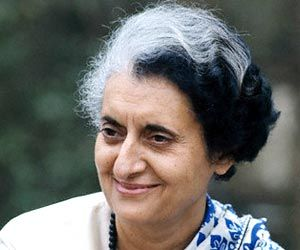 Indira Gandhi is the true BAAHUBALI!!