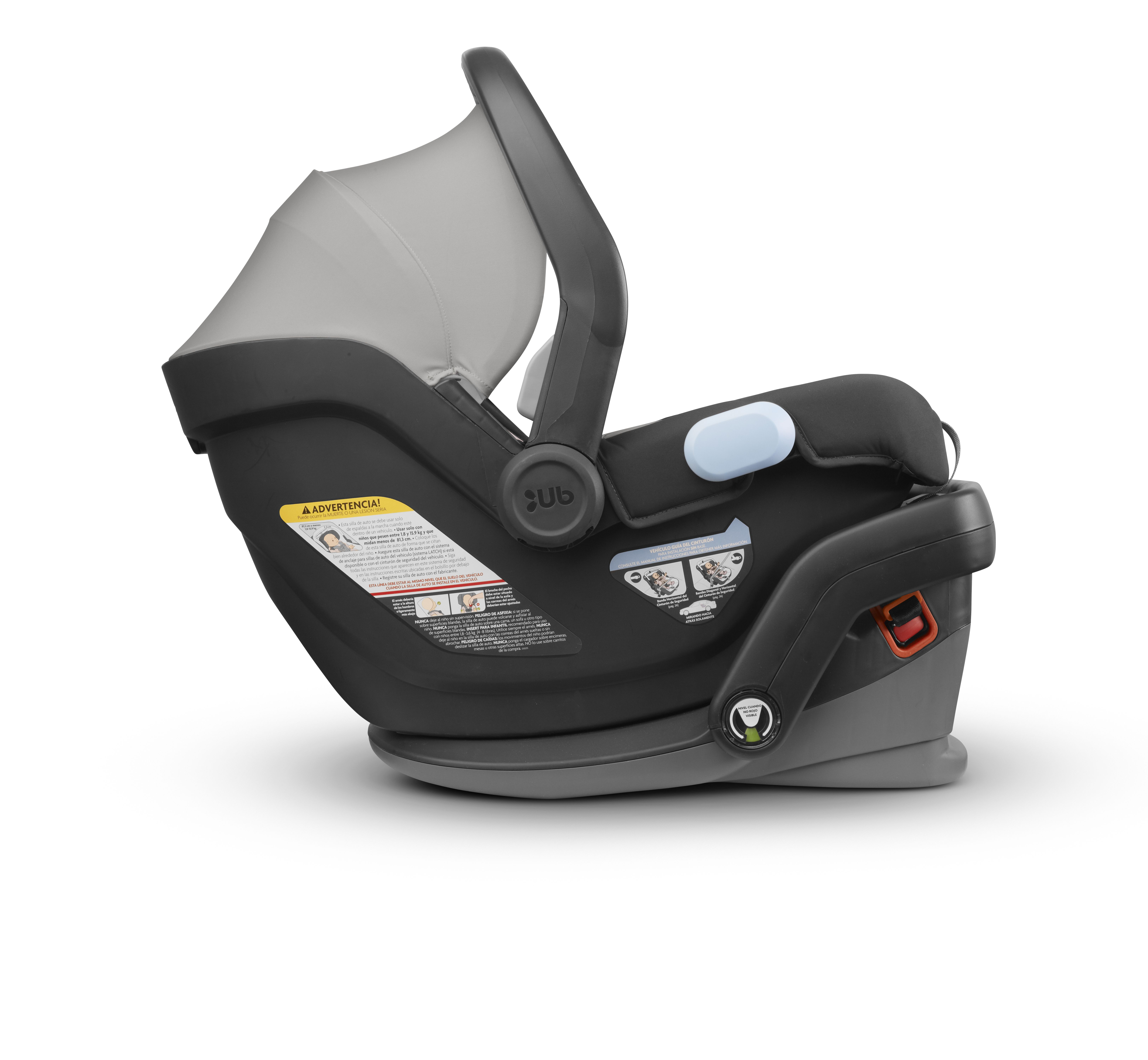 Pascal mesa with included base baby car seats car