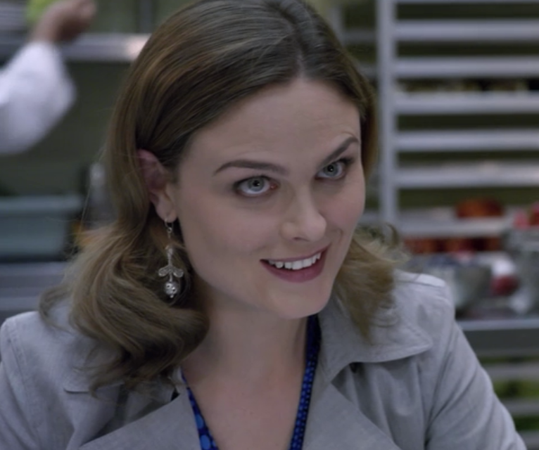 """#BONES """"As long as I don't have to shave my head ..."""" """"When the joke is over, don't dog pile on top of it, Bones."""""""
