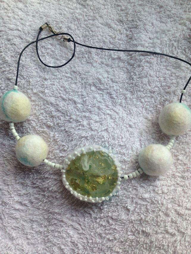 """Necklaces-"""" Winter"""" £15.00"""