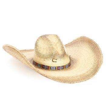 Charlie 1 Horse Women s Coyote Wide Brim Straw Hat  6f522e7e0
