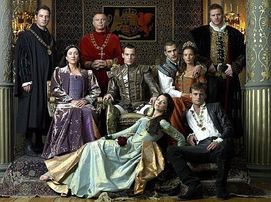 Die Tudors Schauspieler
