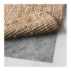 Ikea Lohals Rug Flatwoven 6 7 X9 10 Jute Is A Durable And Recyclable Material With Natural Color Variations