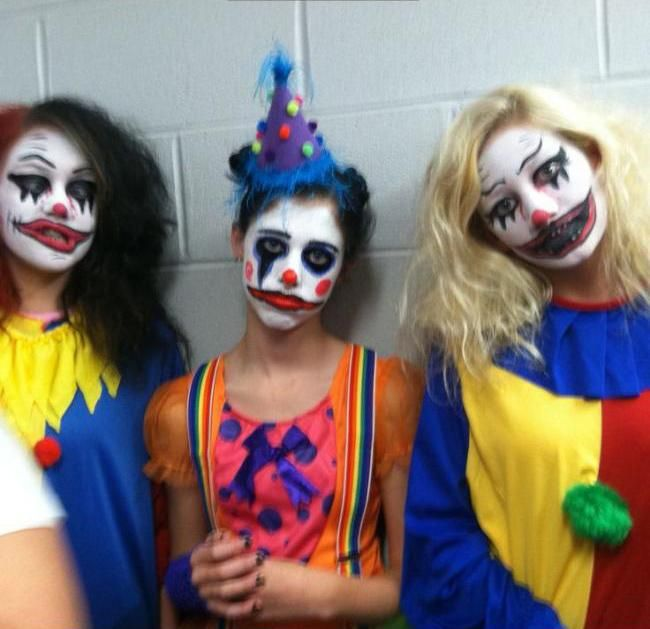 Scary Clown Costumes For Halloween | halloween | Pinterest | Scary ...