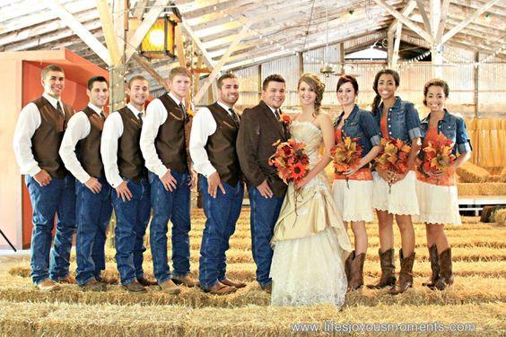 Denim Wedding, Surprise Wedding