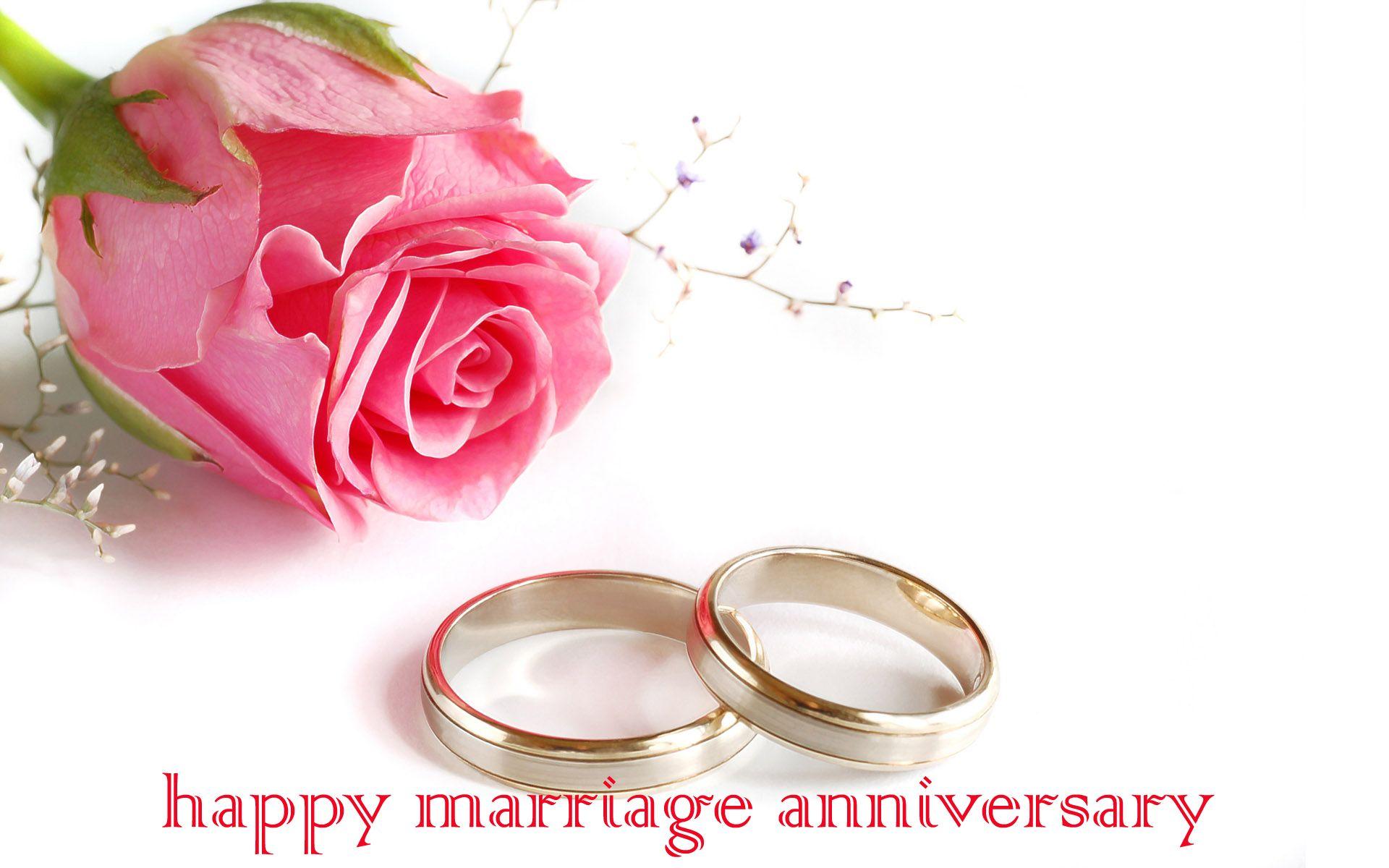 Marriage Anniversary Wedding Background Wallpaper Wedding