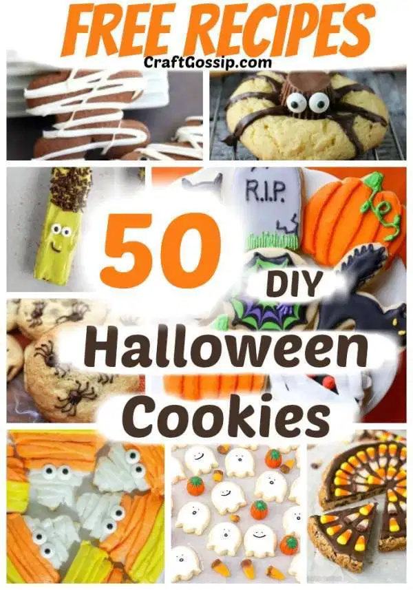 Cub Scouts 50 Halloween Haunted House 2020 50 Halloween Themed Cookies You Can Bake At Home in 2020 | Edible