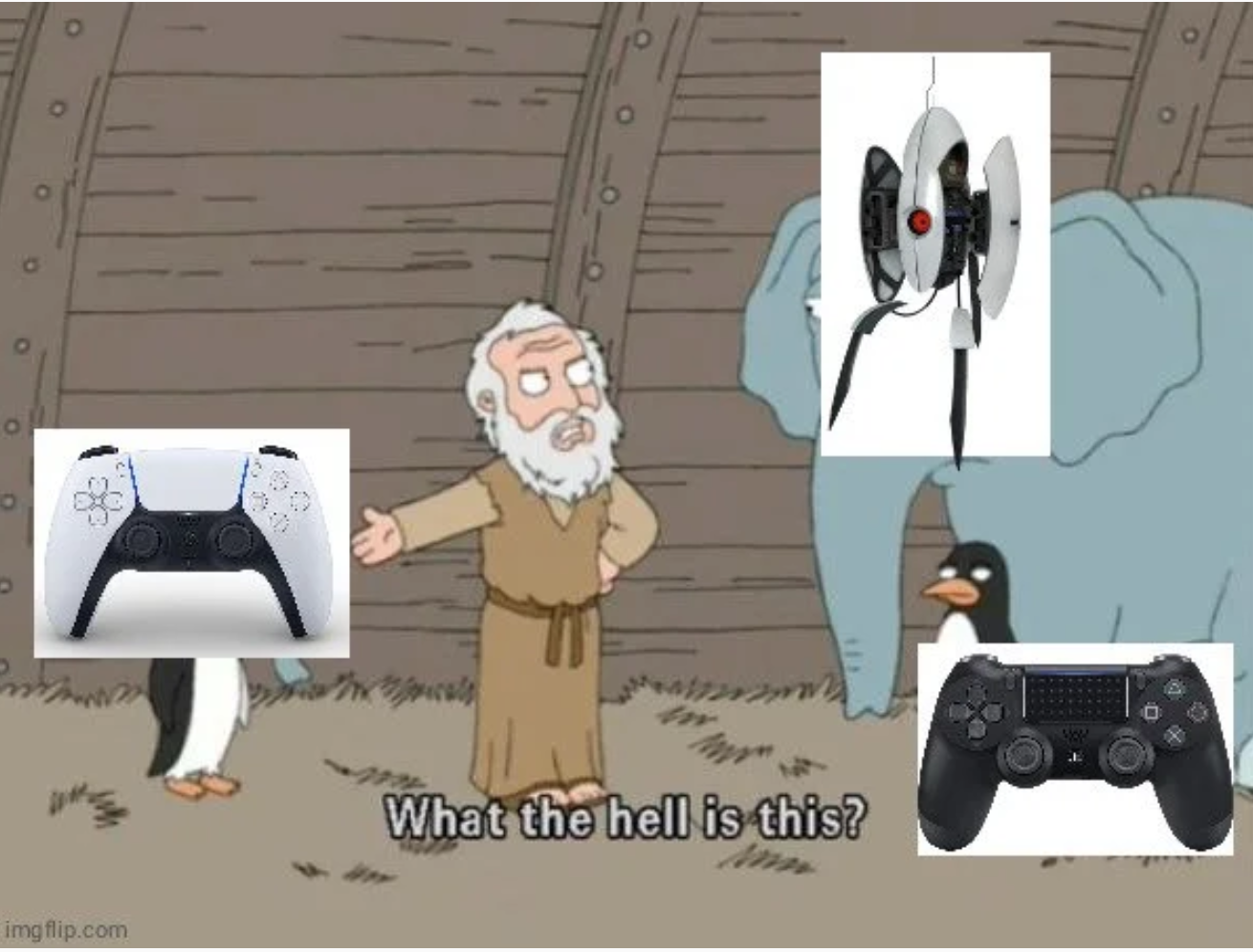 Best Playstation 5 Controller Memes From Around The Web In 2020 Memes Playstation Funny Games