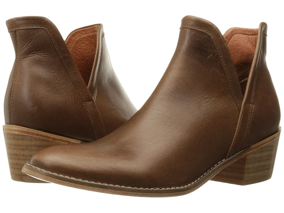 d2ebe638c1b WOLVERINE WOLVERINE - DELANEY BOOTIE (BROWN LEATHER) WOMEN'S BOOTS ...