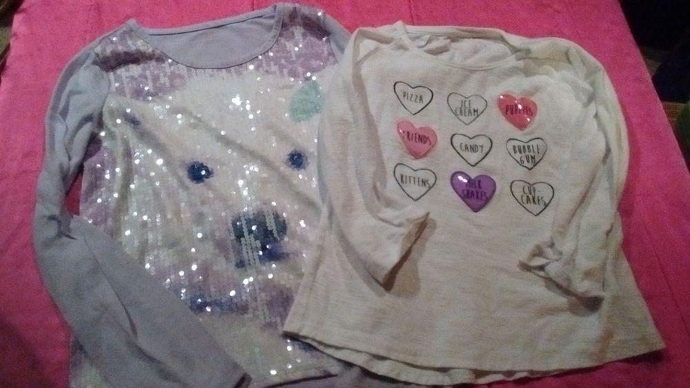Girls Piper 2pc,14/16 Shirts Set,Lt Purple,White,Animal,Polar Bear,Sparkles!! #Piper