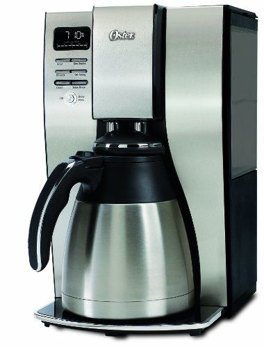 Oster Stainless Steel 10 Cup Thermal Coffee Maker Https Www