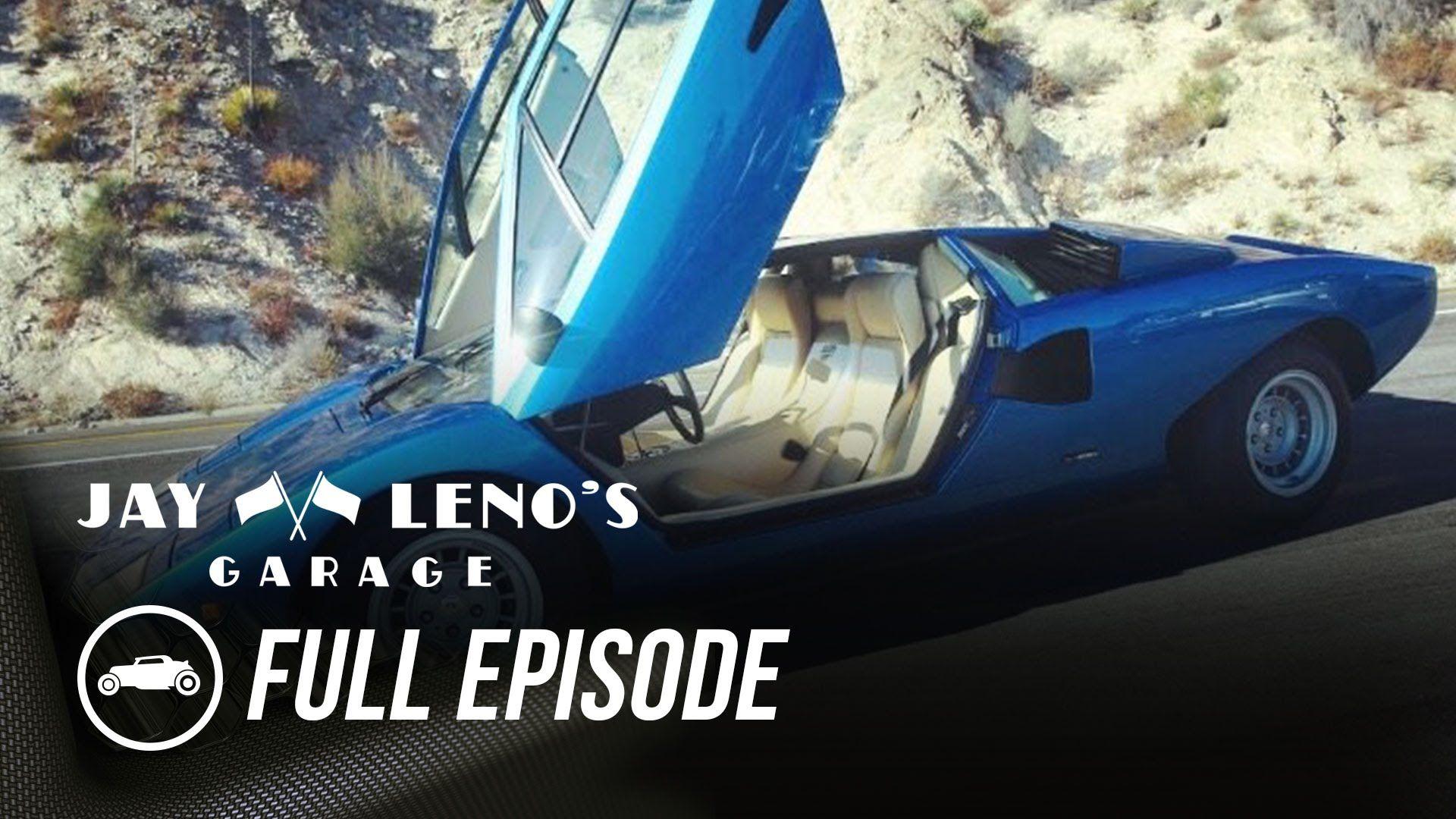Jay lenos garage season 2 episode 2